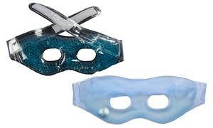 Masques en gel chauffant ou rafraîchissant pour les yeux