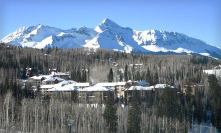 2-Night Stay for Four in a Sunset Vista Room Valid Through Dec 22 - The Peaks Resort in Telluride
