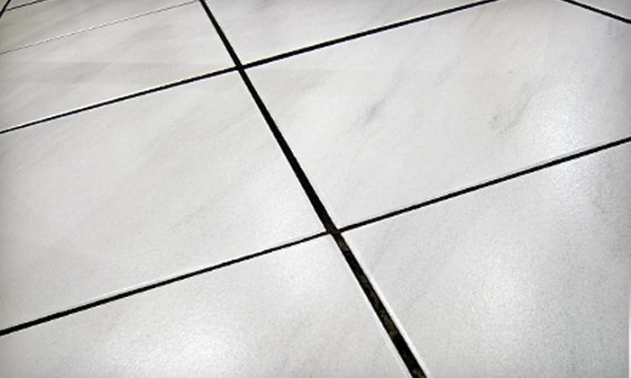 Dirt-free Carpet & Tile Cleaning LLC - Fort Myers / Cape Coral: $45 for Carpet or Tile Cleaning from Dirt-free Carpet & Tile Cleaning LLC (Up to $150 Value)
