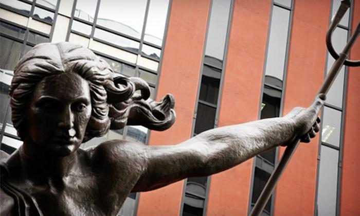 Portland Photo Tour - Downtown: Photo Safari for One or Two at Portland Photo Tour