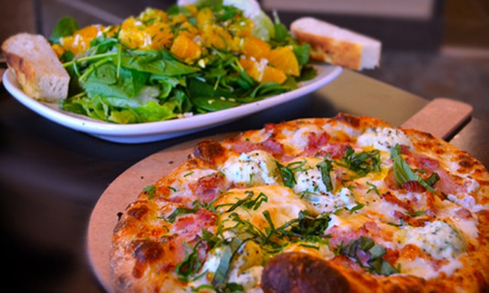 Tossa Pizza - Goss Grove,Ara: $6 for $12 Worth of Casual Italian Fare at Tossa Pizza in Boulder