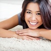 80% Off Three Rooms of Carpet Cleaning