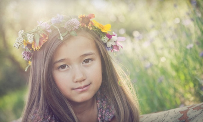 Johnstone Studios - Montreux: $39 for a Three-Hour Learn to Photograph Your Kids Class from Johnstone Studios ($125 Value)