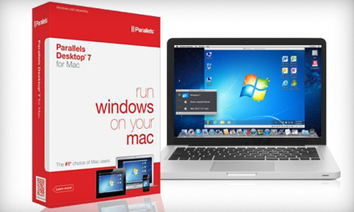 Parallels Desktop 7 for Mac: $35 for Parallels Desktop 7 for Mac ($79.99 Value)