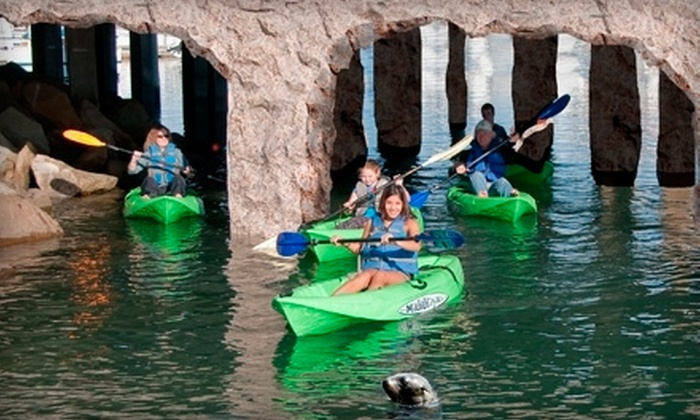 Channel Islands Kayak Center - Hollywood: $35 for a History and Wildlife Kayak Tour from Channel Islands Kayak Center ($79.95 Value)