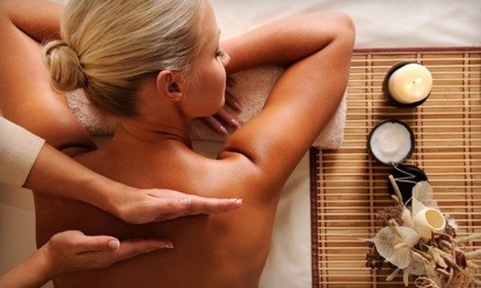 Massalogy Spa - Corporate Lakes: Massage Services at Massalogy Spa (Up to 61% Off). Three Options Available.
