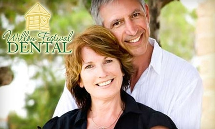 Willow Festival Dental - Northbrook: $49 for an Initial Exam, Cleaning, and X-Rays at Willow Festival Dental in Northbrook