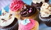 Scrumptious Elegance - Liberty Wells: One or Two Dozen Gourmet Cupcakes from Scrumptious Elegance (Up to 58% Off)