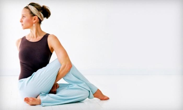 Bikram Yoga Naperville -  Naperville: $49 for Eight Drop-In Yoga Classes at Bikram Yoga Naperville ($135 Value)