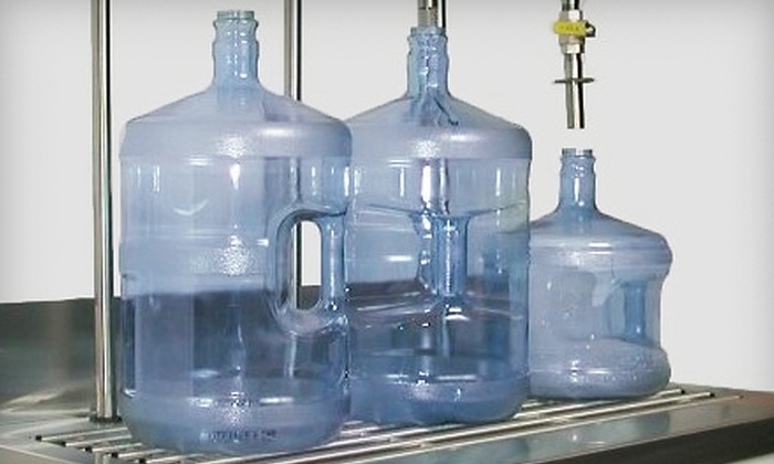 Brewery Lane - Multiple Locations: $29 for a Five-Gallon Water Bottle and 10 Purified-Water Fill-Ups at Brewery Lane ($59.95 Value)