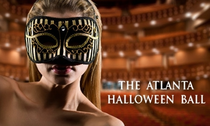 Atlanta Halloween Ball - Midtown: $69 for One Ticket to the Atlanta Halloween Ball at the Fox Theater on October 30