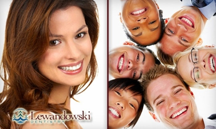 Lewandowski Dentistry - Bremerton: $179 for One Zoom! Teeth Whitening Service with Lewandowski Dentistry at Peninsula Dental Center in Bremerton ($500 Value)