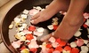 Body Cleanse Ion Foot Detox - Highlands/Perkins: $20 for Two 30-Minute Ion Foot-Detox Sessions at Body Cleanse ($50 Value)