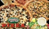 Frankie's Pizza - PARENT ACCT - Multiple Locations: $12 for $25 Worth of Pizza and More at Frankie's
