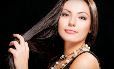Shine Package (a $175 value) - Blowout Bar Salon in Livermore