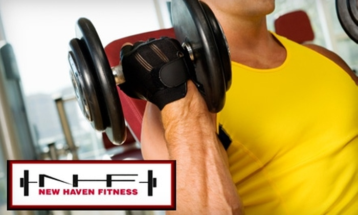 New Haven Fitness - Downtown: $49 for a One-Month Membership and a Personal-Training Session at New Haven Fitness ($134 Value)