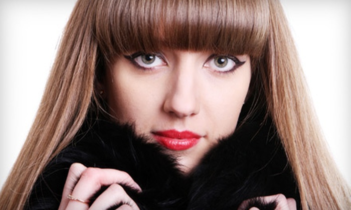 The Experience Salon - Madison: Keratin Treatment and Haircut at The Experience Salon