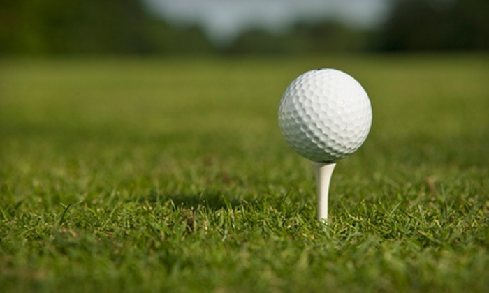 Lakeside Golf Course - Stillwater: $42 for a Golf Outing for Two at Lakeside Golf Course in Stillwater (Up to $84 Value)