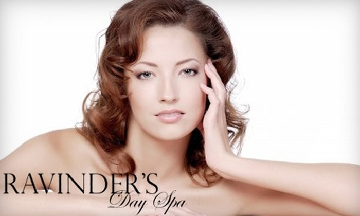 Ravinder's Day Spa - Hoboken: $60 for a 30-Minute Microdermabrasion at Ravinder's Day Spa ($150 Value)