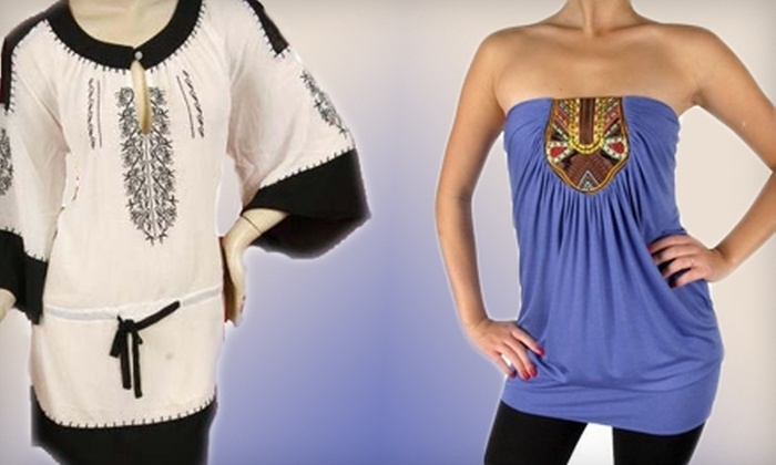 Zoya Boutique - White Plains: $25 for $50 Worth of Clothing and Accessories at Zoya Boutique in White Plains