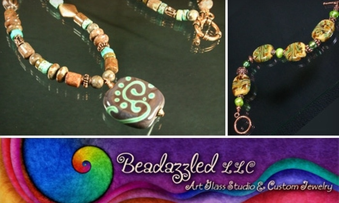 Beadazzled - Old Town: $19 for $40 of Beads, Jewelry, and Classes at Beadazzled
