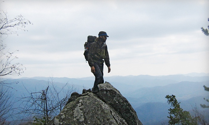 Wilderness Rocks - Upper East Side: $79 for a Guided Day Hike for Two from Wilderness Rocks ($158 Value)
