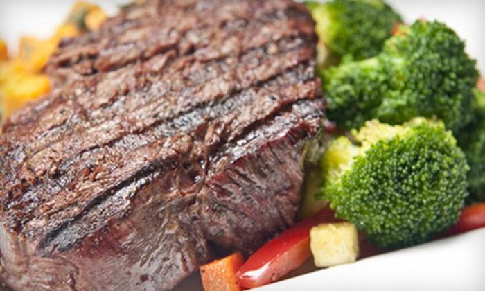 Firewater Grille - Timberwood Park: Three-Course Southwestern Dinner for Two or Four at Firewater Grille (Up to 52% Off)