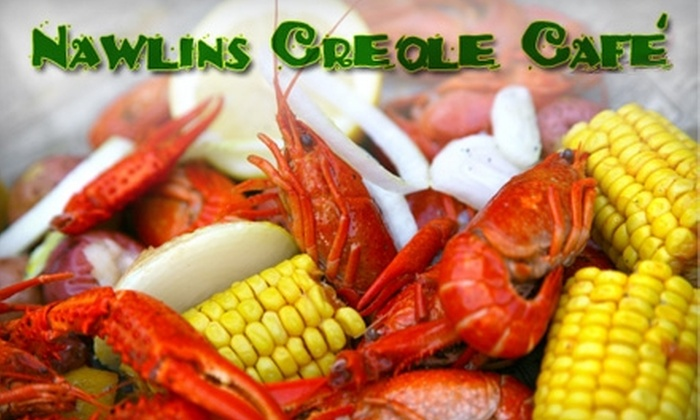 N'awlins Creole Café - Washington: $10 for $20 Worth of Authentic Big Easy Eats at N'awlins Creole Café