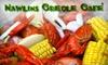 N'awlins Creole Café - Washington: $10 for $20 Worth of Authentic Big Easy Eats at N'awlins Creole Café