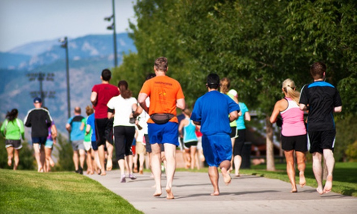 The Naked Foot 5K - Nashville-Davidson metropolitan government (balance): $19 for One Entry to The Naked Foot 5K in Centennial Park on Saturday, October 15 at 9 a.m. (Up to $40 Value)