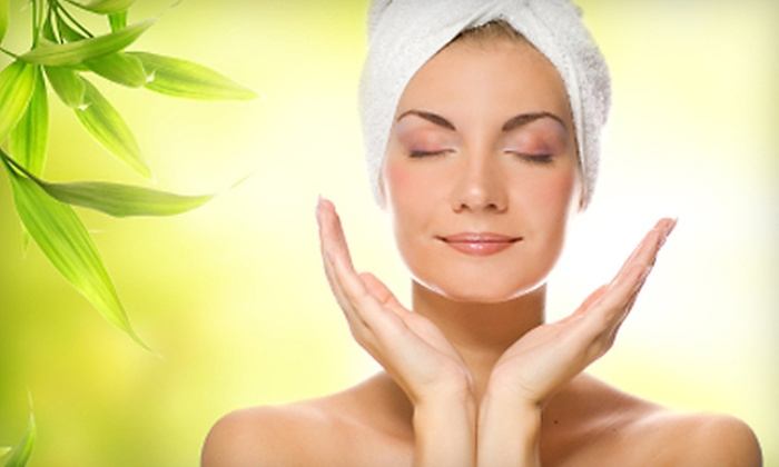 Earthly Beauty Organic Salon - Downtown: $45 for $100 Worth of Beauty and Massage Services at Earthly Beauty Organic Salon in Coeur d'Alene, ID
