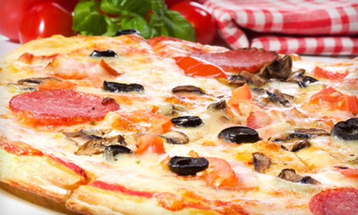 Vince's Pizza - Niles: $10 for $20 Worth of Pizza and Italian Fare at Vince's Pizza in Niles