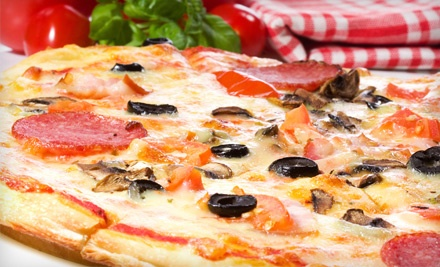 $20 Groupon to Vince's Pizza - Vince's Pizza in Niles