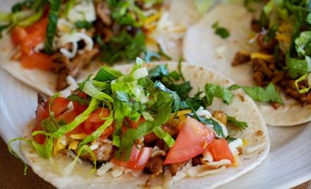 $20 Groupon to Dos Arbolitos Restaurant - Dos Arbolitos Restaurant in North Hills