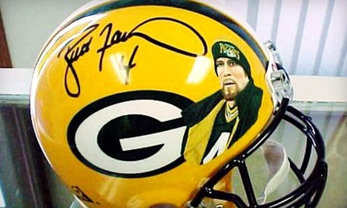 Packer City Antiques - Green Bay: $10 for $20 Worth of Packers Memorabilia at Packer City Antiques