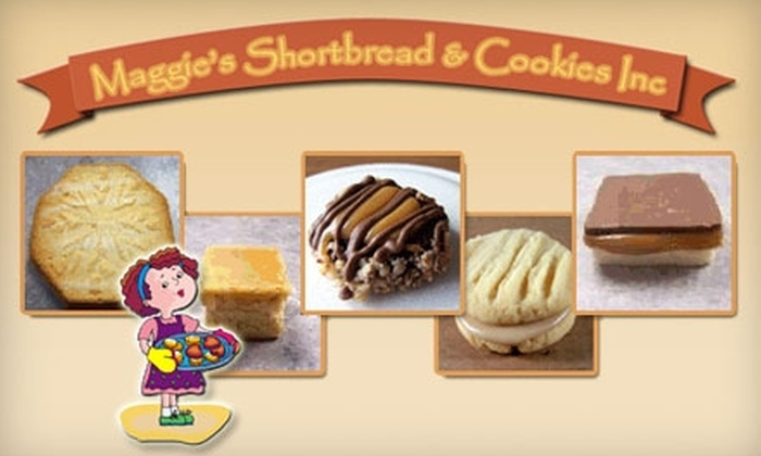 Maggie's Shortbread & Cookies  - Hillurst: $17 for Two Traditional Scottish Shortbread Wedges at Maggie's Shortbread & Cookies ($34 Value)
