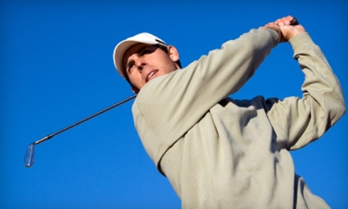 Peculiar Golf & Learning Center - Peculiar: $25 for Private One-Hour Golf Lesson at Peculiar Golf & Learning Center ($55 Value)