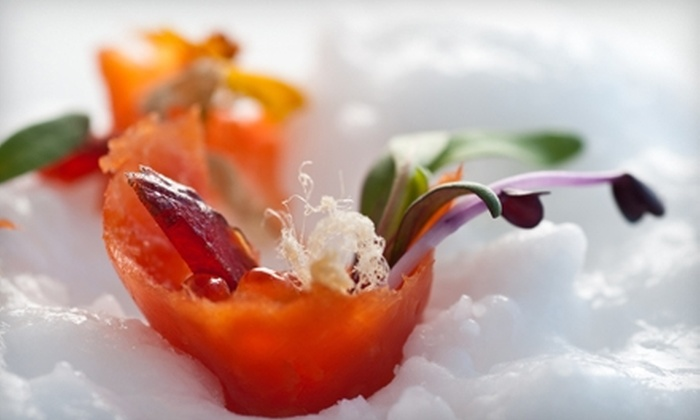 Sensorium - Navy Yard: $99 for Two Tickets to a 12-Course Meal and Performance at Sensorium ($200 Value). Thirty-Four Options Available.