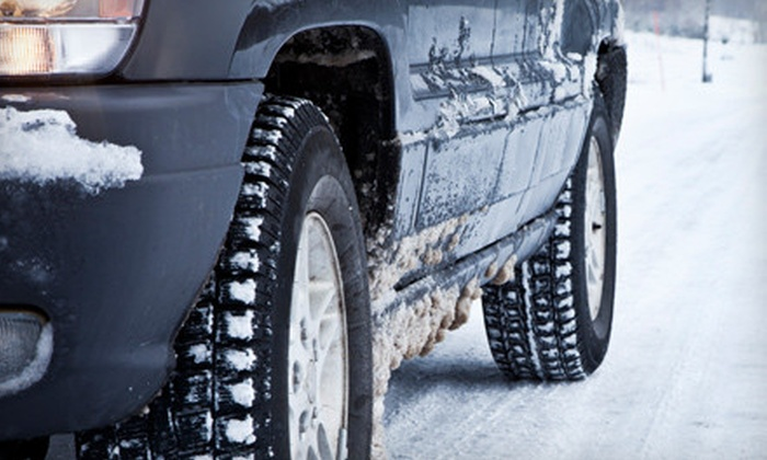 Quality Lubrication Oil Change & Auto Center - Auburn Hills: Battery or Radiator Winterization or Winter Safety Package at Quality Lubrication Oil Change & Auto Center (Up to 66% Off)