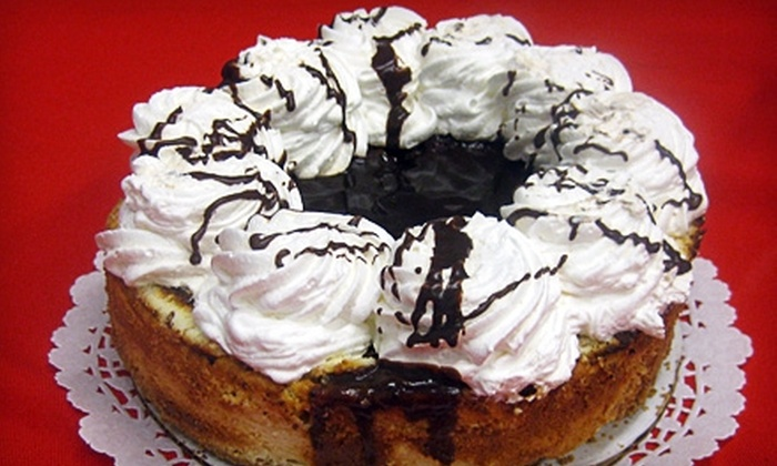 """Blak's Bakery - Windsor: $20 for 9"""" Cake or 8"""" Cheesecake (Up to $40 Value) or $6 for $13 Worth of Baked Goods at Blak's Bakery"""