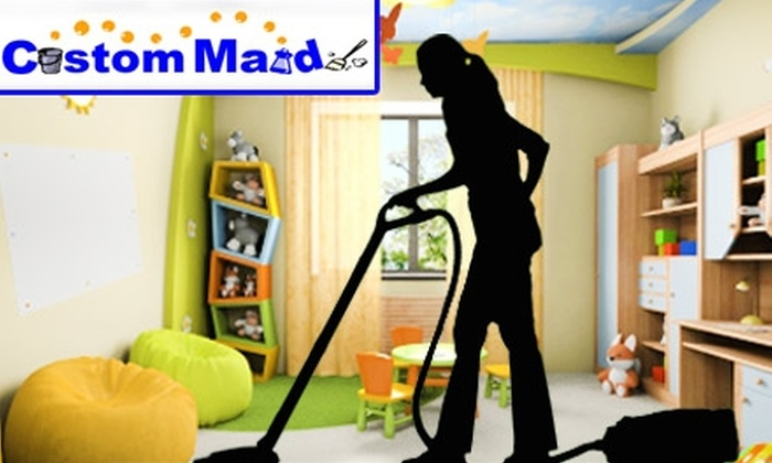 Custom Maid Service - San Antonio: $50 Toward Custom Maid Cleaning from Custom Maid Service