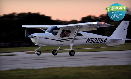 30-Minute Introductory Flying Lesson for 1 (a $99 value) - Atlas Aviation in Tampa