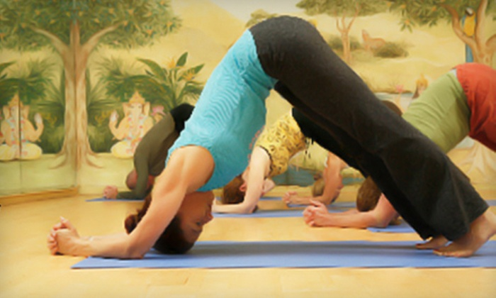 Goda Yoga - Los Angeles: 5 or 10 Classes at Goda Yoga in Culver City (Up to 62% Off)