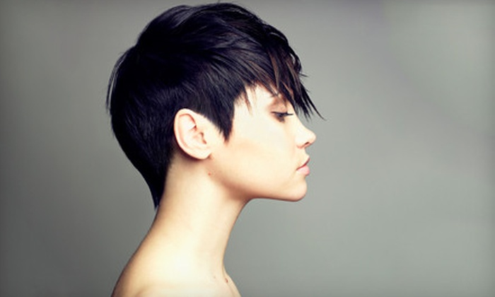 New Talent at Changes Hair Studio - West Palm Beach: Haircut and Deep Conditioning or Cut and Coloring at New Talent at Changes Hair Studio in West Palm Beach (Up to 51% Off)