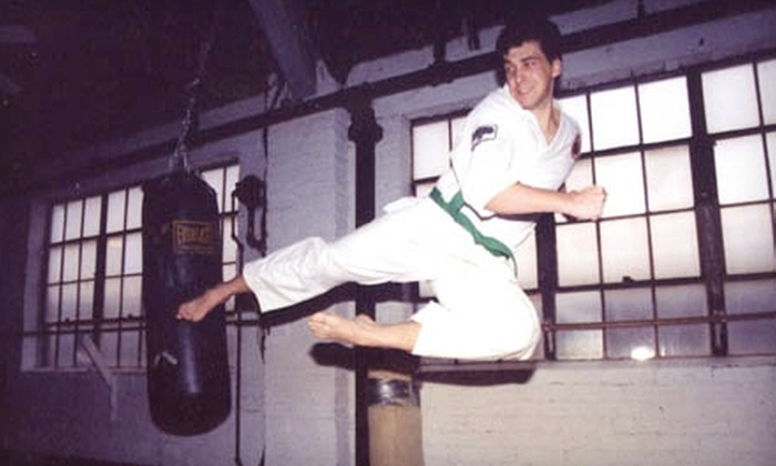 Unity Martial Arts - Hillcrest: $72 for One Month of Classes at Unity Martial Arts ($145 Value)
