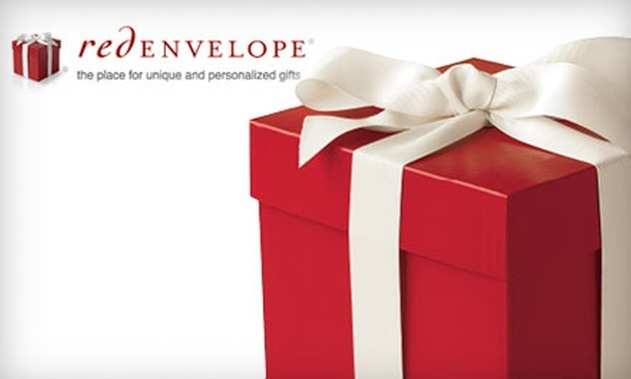 RedEnvelope - Sioux Falls: $15 for $30 Worth of Gifts from RedEnvelope