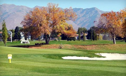Eagle Lake Golf Course: 9 Holes of Golf for 2 - Eagle Lake Golf Course in Roy