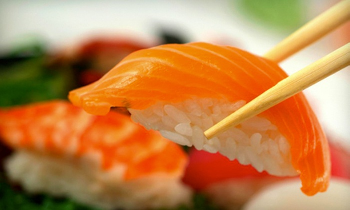 Swordfish - Batavia: $20 for $40 Worth of Sushi and Contemporary Grill Fare at Swordfish in Batavia
