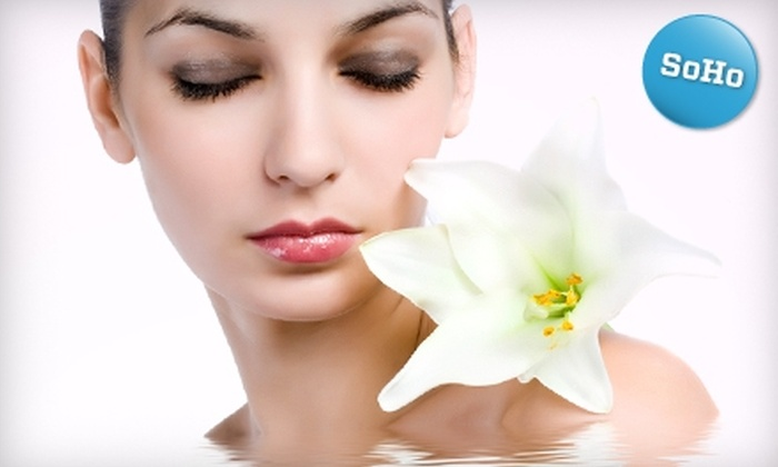 Skin Spa - Multiple Locations: $39 for Facial, Microdermabrasion, or Chemical Peel at Skin Spa ($80 Value)