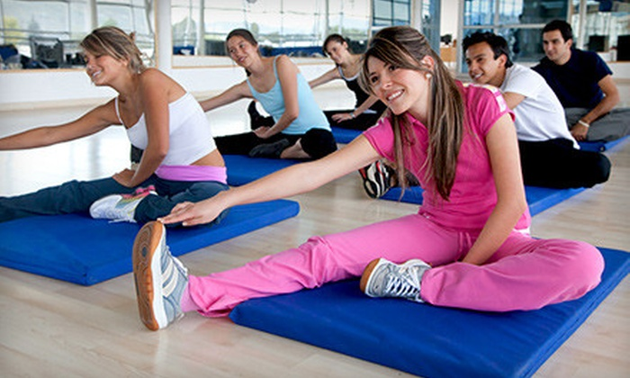 Fit4Lincoln - Fit4Lincoln: 10 or 20 Group Fitness Classes at Fit4Lincoln (Up to 68% Off)